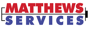 Matthews commercial service for Pittsburgh, PA
